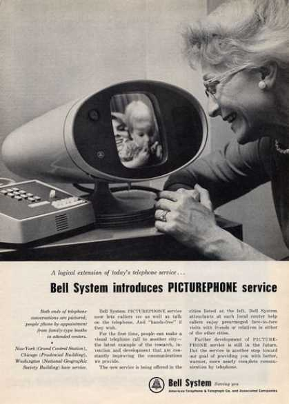 Bell System Picturephone (1964)