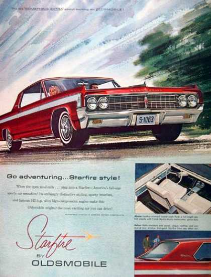 Oldsmobile Starfire Coupe (1963)