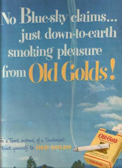 Old Gold (1949)