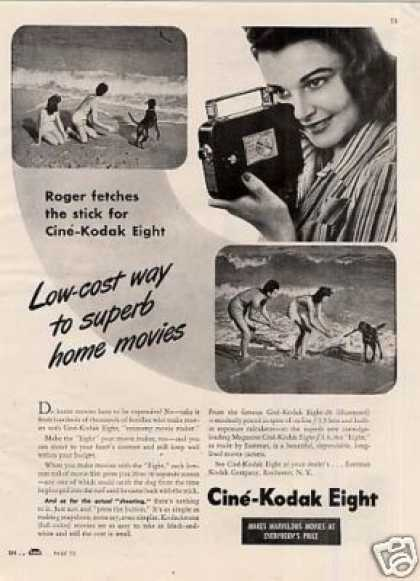 Eastman Kodak Camera (1941)