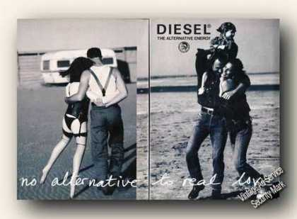 No Alternative To Real Love Diesel Fashion (1991)