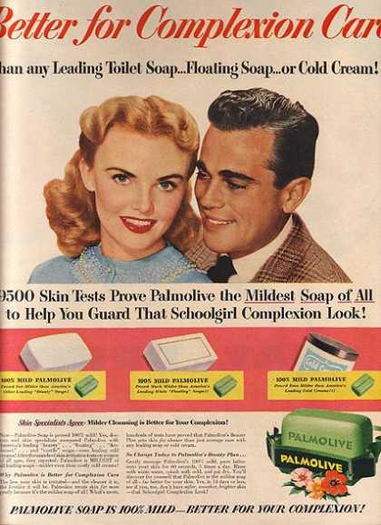 Vintage Beauty And Hygiene Ads Of The 1950s Page 55