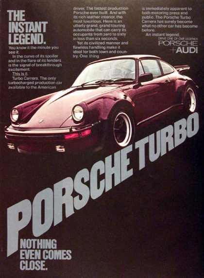 Porsche Carrera Turbo (1977)