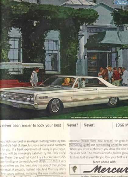Ford's Mercury (1965)