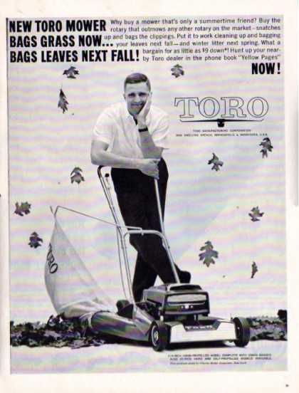 Toro Lawnmower (1960)