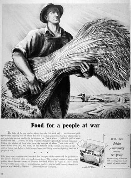 Nabisco Shredded Wheat (1943)