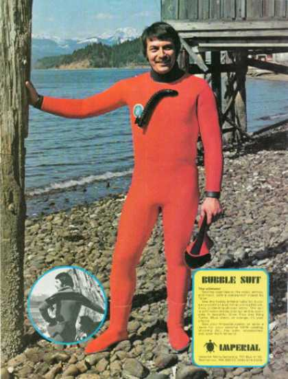 Imperial Bubble Dive Suit (1976)