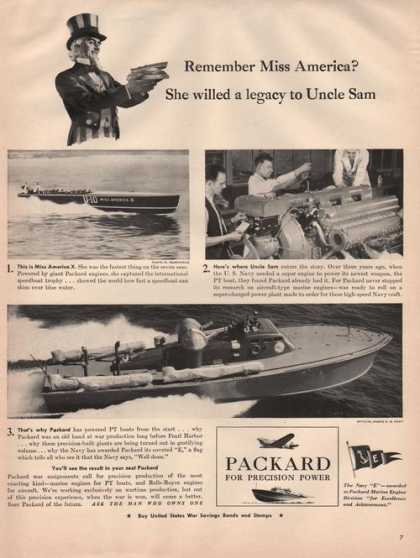 Packard Precision Power Boats (1942)