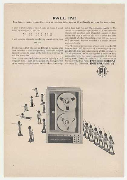 Precision Instrument PI Computer Tape Recorder (1963)