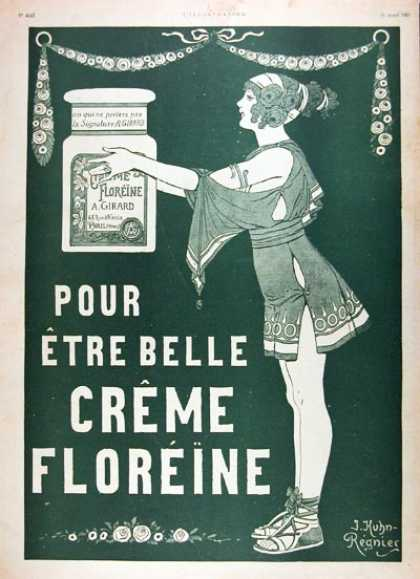 Floreine Beauty Cream (1923)