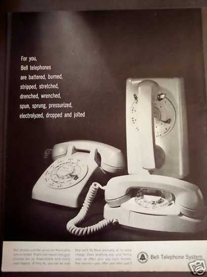 Bell Telephones Phone (1963)