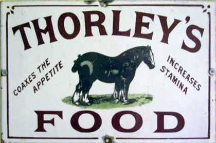 Thorley's Horse Food