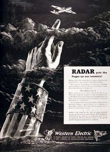 Western Electric Radar (1943)