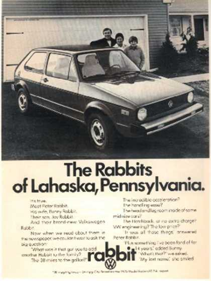 VW&#8217;s Volkswagen (1975)