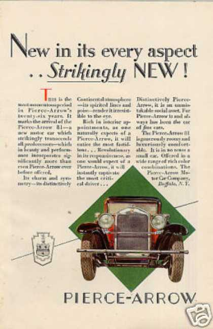 Pierce-arrow Car Color (1927)