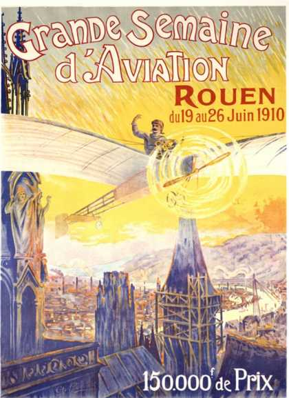 Grande Semaine d'Aviation Rouen