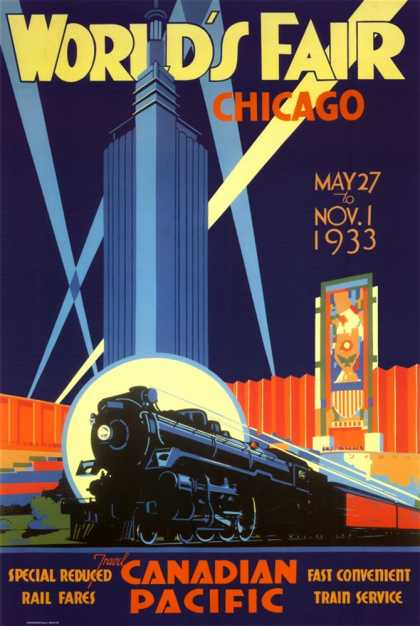 World's Fair Chicago, Illinois (1933)