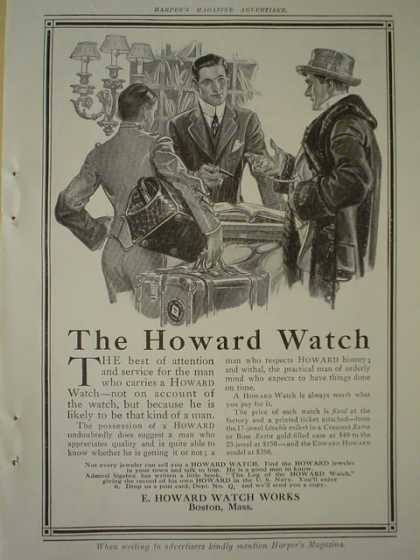 The Howard Watch Co (1913)