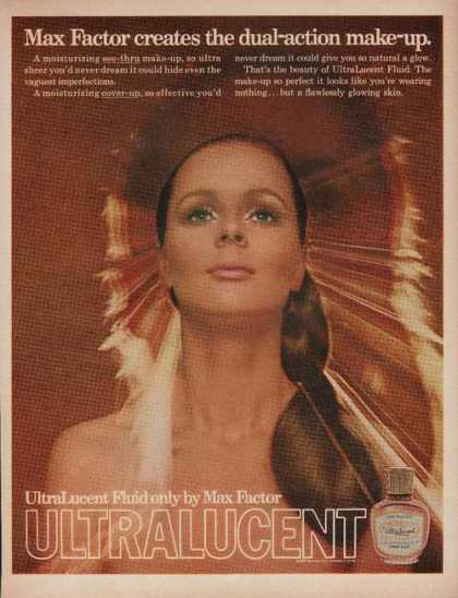 Max Factor Ultralucen (1969)