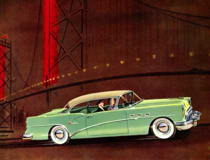 Handle with confidence Buick Century (1954)