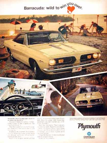 Plymouth Barracuda #2 (1967)