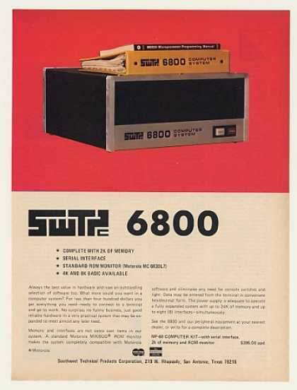 Southwest Technical SWTPC 6800 Computer System (1976)