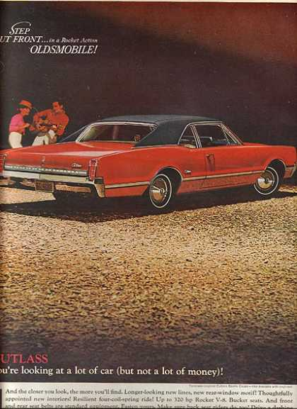 General Motor's Oldsmobile Cutlass (1966)
