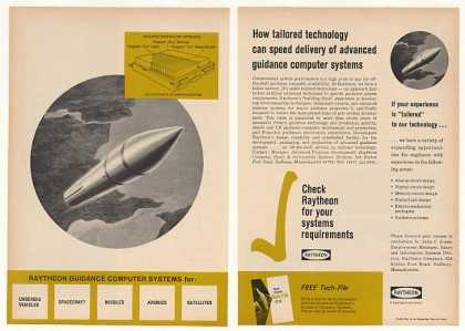 Raytheon Missile Guidance Computer Systems (1967)