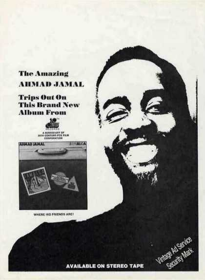 Ahmad Jamal Photo Album Promo (1974)