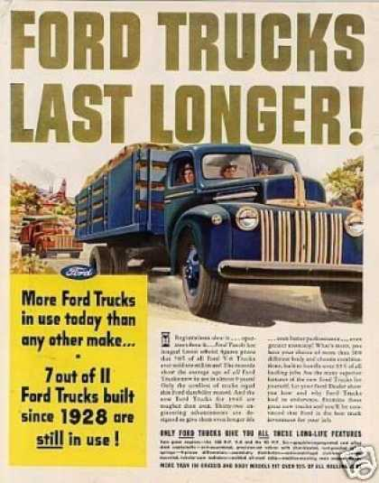 Ford Truck (1946)