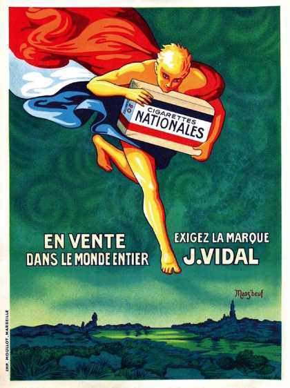 Nationales – Mass Beuf – Francia (1930)