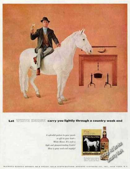White Horse Scotch Through a Country Week End (1957)