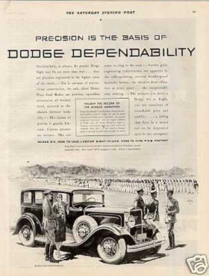 Dodge Brothers Car (1930)