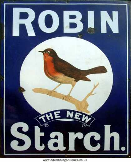 Robin Starch – X Large
