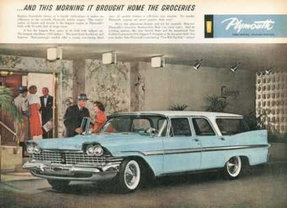 Plymouth Station Wagon (1959)