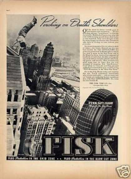 Fisk Tire (1937)