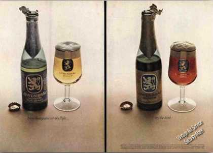 Lowenbrau Beer You've Seen Light – Try the Dark (1962)