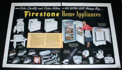 Firestone Home Appliances (1950)