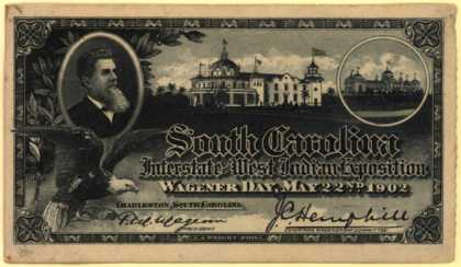 South Carolina Interstate and West Indian Exposition &#8211; South Carolina Interstate and West Indian Exposition (1902)