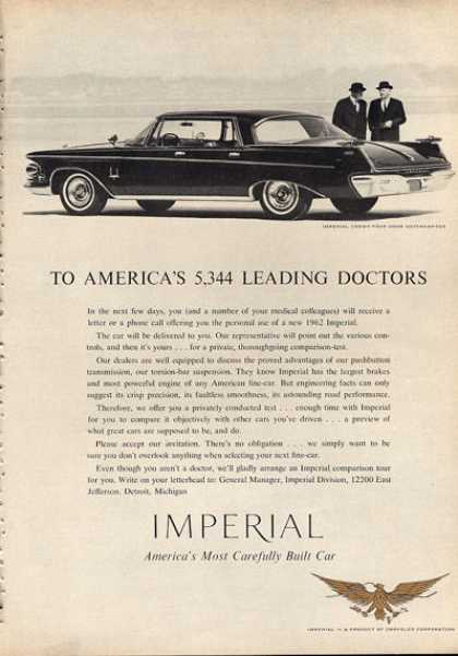 Chrysler Imperial Crown Southhampton (1962)