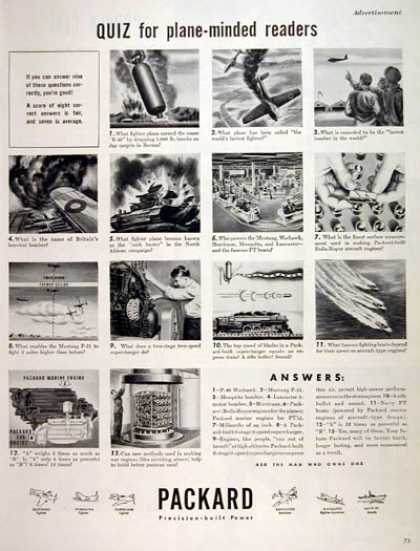 Packard Engines (1944)