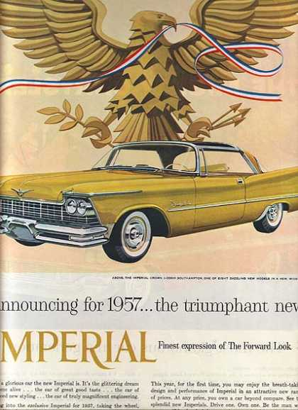 Chrysler's Imperial (1956)