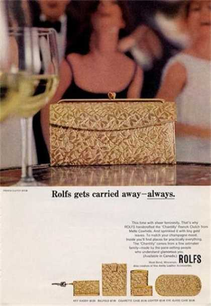 Rolfs Chantilly French Clutch Melto (1965)