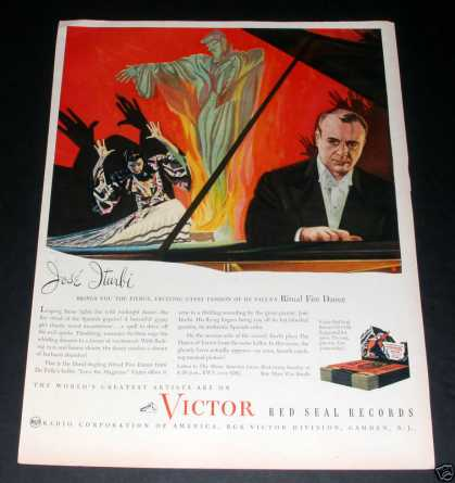 Rca Victor Records, Jose Iturbi (1945)
