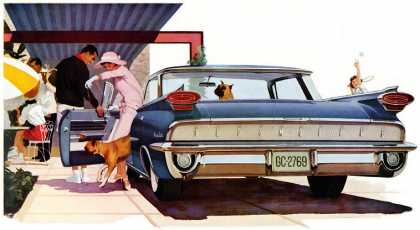 Oldsmobile 98 Holiday Sportsedan (1959)