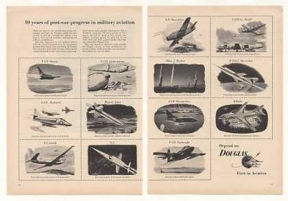 Douglas Military Aircraft Missiles (1955)