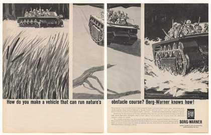 '63 Borg-Warner Airoll Military Transport Vehicle 2P (1963)