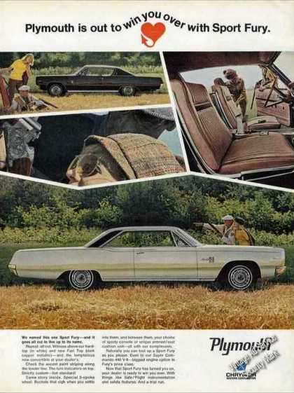 Plymouth Sport Fury Photos Nice (1967)