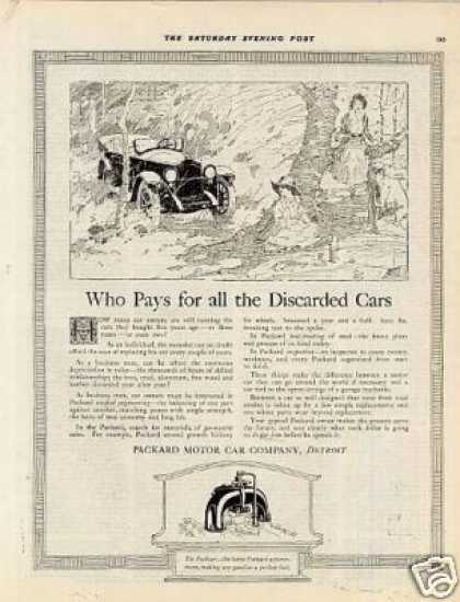 Packard Car (1920)