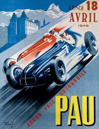 Grand Prix Automobile de Pau (1949)